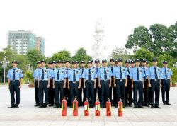 Cùng Việt Long Hải tìm hiểu quy định đồng phục bảo vệ
