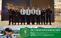 Tiêu chuẩn nhân viên bảo vệ Việt Long Hải